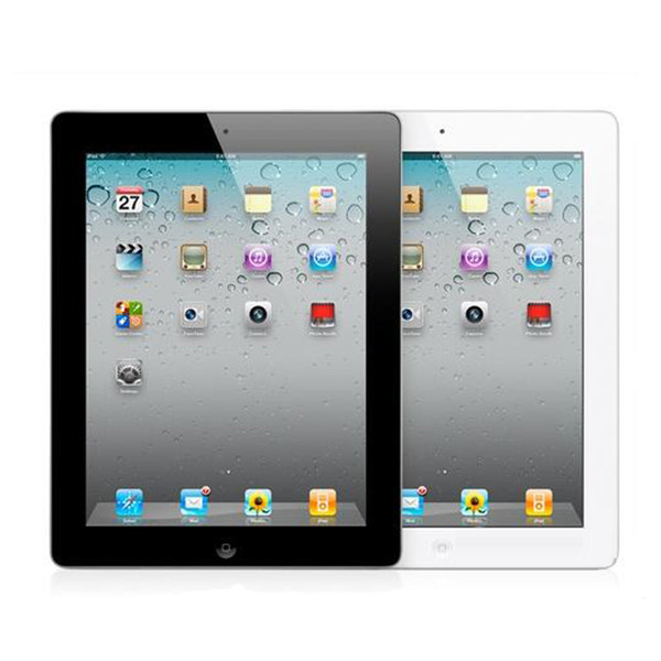 top popular Refurbished iPad 2 Apple Unlocked Wifi 16G 32G 64G 9.7 inch Display IOS Tablet Original Apple 2020