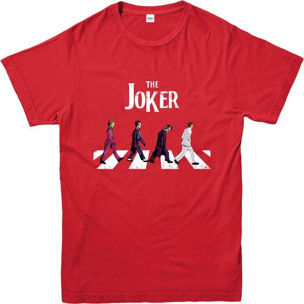 T-Shirt Joker Parodi T-Shirt, Tasarım ilham Top