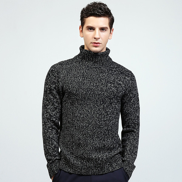 New Fahion Men Sweater Casual Pullovers Knitted Sweaters Men Clothes