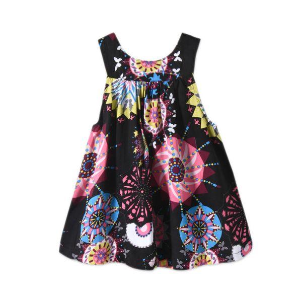 INS 소녀 드레스 꽃 이슬 어깨 드레스 공주님 드레스 드레스 여름 꽃다발 F7672