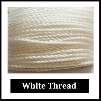hilo blanco