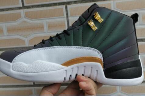 12s Hommes Chaussures De Basketball j12 flash Meilleur Qualité Hommes Sneaker Sport Jumpman Taille 7-13 00