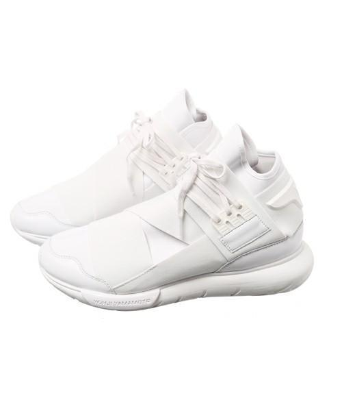 2019 New Style Y-3 QASA RACER Hight Sneakers Breathable Casual Shoes Couples Y3 Outdoor Trainers Size Eur36-44 L26