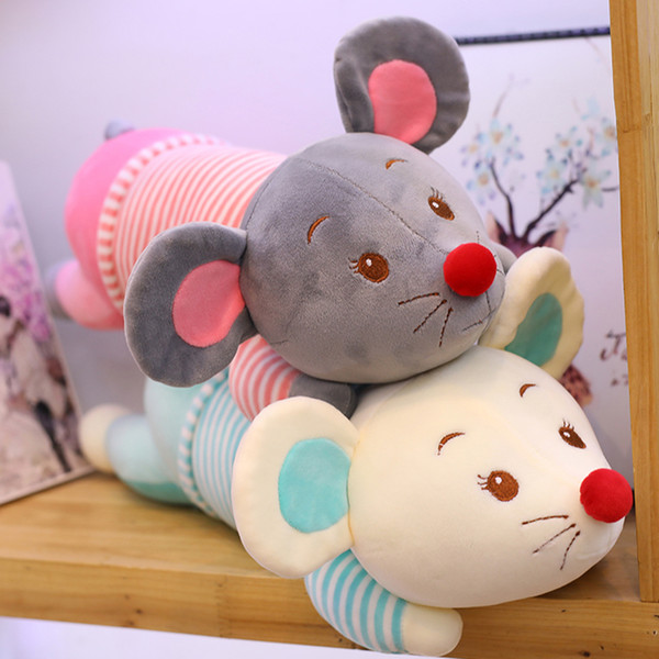 Mouse Stuffed Animal Collectible Plush Toys Pillow Car Decoration Cute Valentine's Day Gifts Hot Toys Dolls