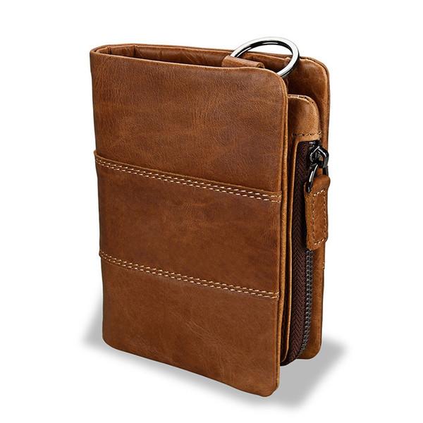 Money Clip,Man Wallet Card Brand Zippy Designer Men Luxury Designer Wallet,Genuine Leather,Coin Purse