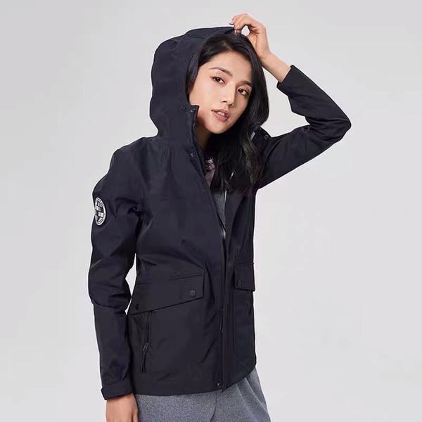 Giacche di design di alta qualità per donna Giacca a vento con motivi Giacche di marca nuove Inverno Maniche lunghe Donna Cappotti Abbigliamento S-2XL Opzionale