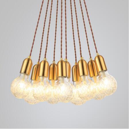 Moderne minimalistische LED Kristall Gravur Glas Kronleuchter Nordic Fashion Cafe Bekleidungsgeschäft Bar Dekoration Anhänger Hängelampe