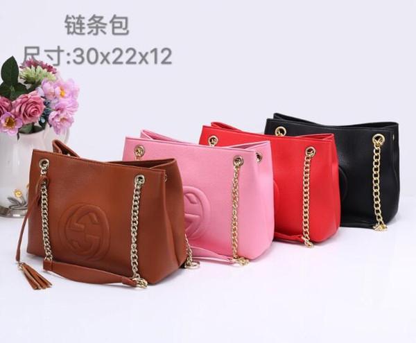 6780ff7ec46f5 Estilos de GUCCI Moda Sacos de Senhoras bolsas de grife bolsas das mulheres  tote bag sacos