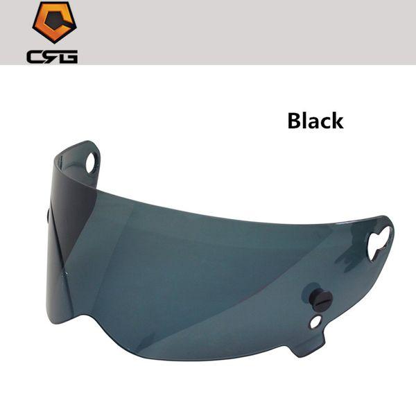 ATV series motorcycle helmets PC lens Helmets Visor lens silver black, clear rainbow