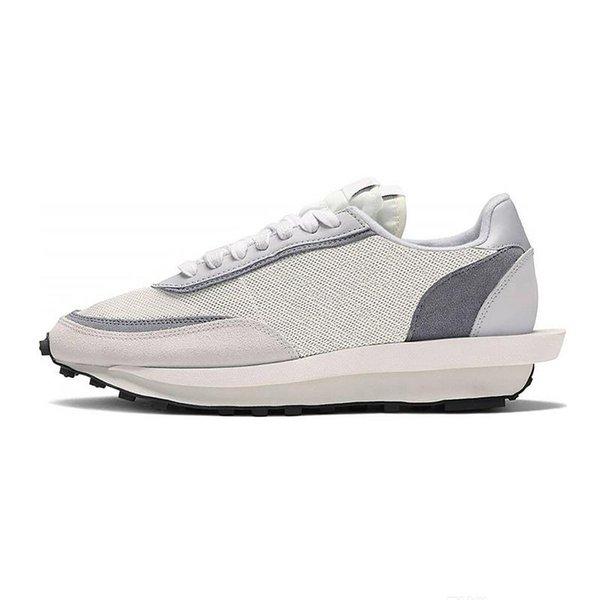 4 White Grey