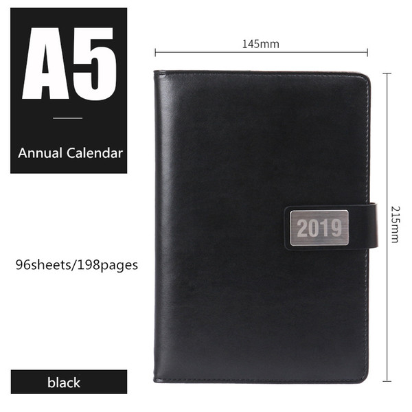 black A5