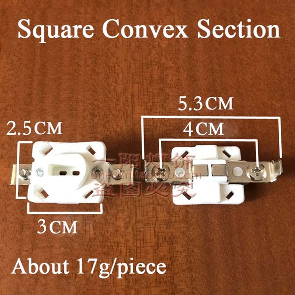 Square Convex Section