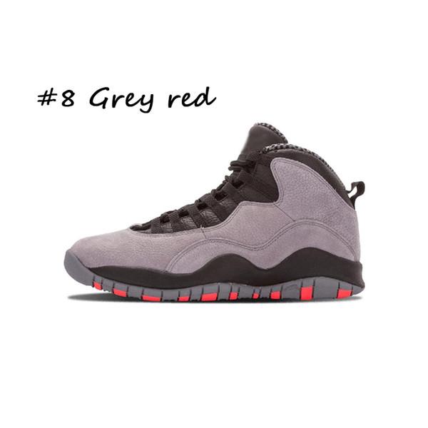 #8 Grey red