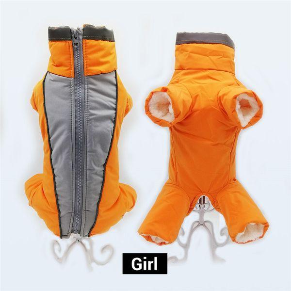 laranja menina