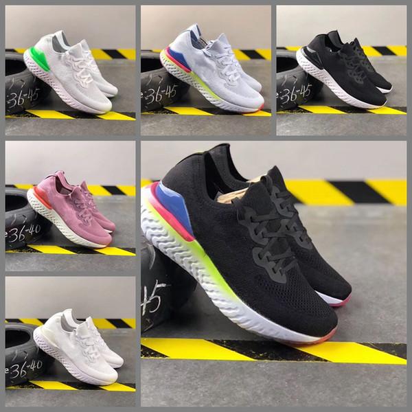 2019 Новое поступление React Instant Go Fly Легкие мужчины, женщины, кроссовки, причинная сетка, Дышащий спортивный спортивный дизайнер, кроссовки L1