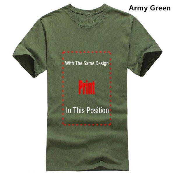 Gli uomini dell'esercito verde