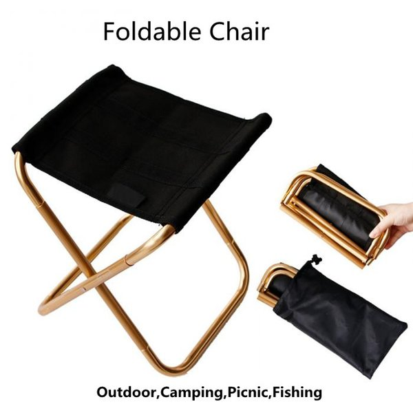 Admirable Foldable Fishing Chair Ultra Light Weight Portable Folding Outdoor Camping Backpack Aluminum Alloy Picnic Fishing Chair With Bag Yard Furniture Ocoug Best Dining Table And Chair Ideas Images Ocougorg