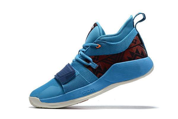 2019 neue Paul George PG 2 2S PALMDALE III P.GEORGE Basketball Schuhe Günstige PG3 Starry Blau Orange Rot Schwarz Sport Turnschuhe Größe 40-46
