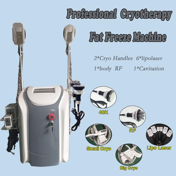 Yağ Donma zayıflama makinesi kavitasyon cryolipolysis zayıflama RF yüz kaldırma lipo lazer kilo kaybı cilt sıkılaştırma spa terapi tedavisi