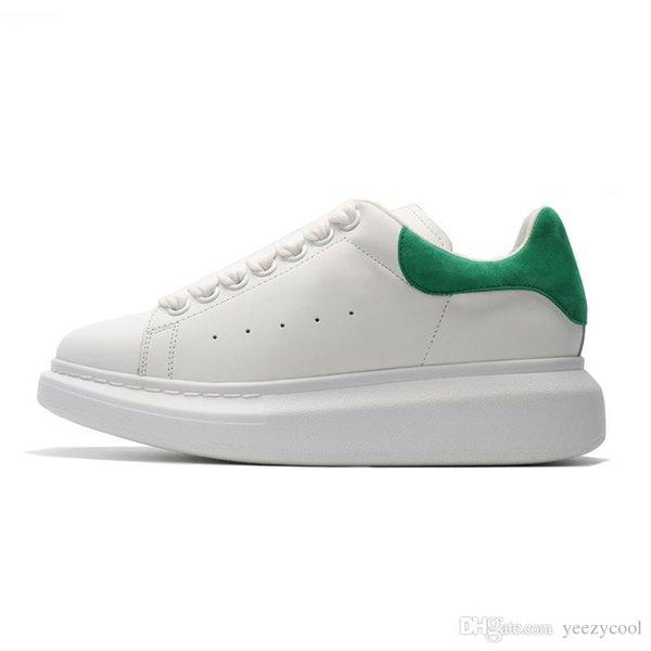 Green Suede