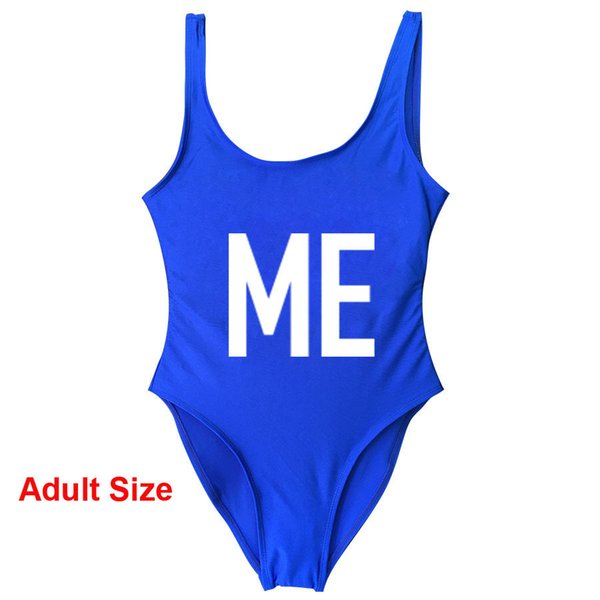 Adult Blue