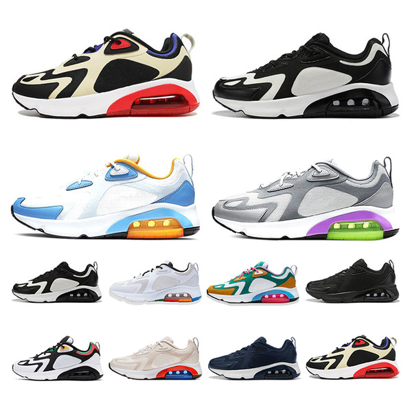 2019 Cheap 200 men women Running shoes breathe Sneakers 2000 world stage 1992 word stage outdoor Sports mens Trainers size 36-45