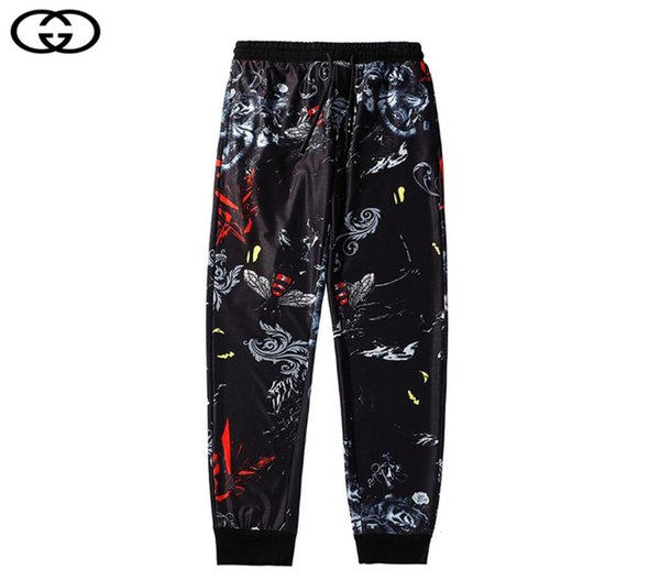 Großhandel Bestseller 2019 Marke Designer Hosen Herren Stickerei Hose Jogger Hose Herren Jogger Hose Luxus Sweatpants Ape Casual Von Yangyang168,