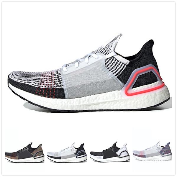[Bir kutu ile] 2019 Designer shoes Adidas boost nmd Oyun Erkekler Kadınlar Koşu Ayakkabıları Üçlü Beyaz Lazer Kırmızı Koyu Piksel Çekirdek Siyah Tasarımcı Mens Trainer Spor Sneaker