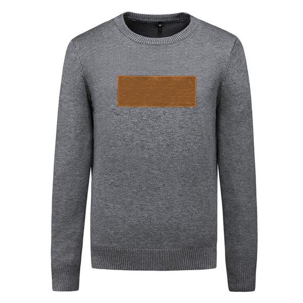 Herren Designer Pullover Pullover Marke Herren Pullover Hoodies Strickwaren Langarm Luxus FF Sweatshirt Herren Bekleidung B100307K