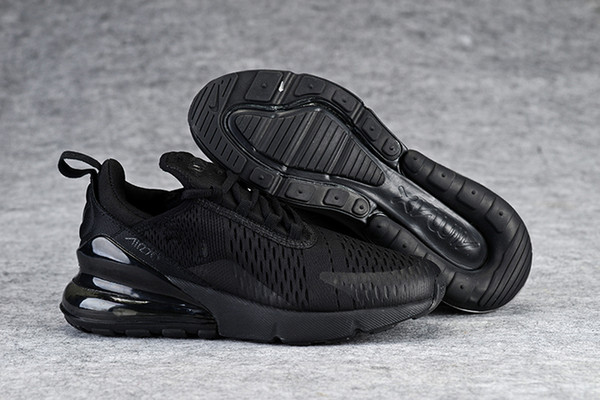 New Quarter All Black Man Casual Sneaker Skid Resistance Senior Level Appearance Outdoor Jogging Shoe Sale With Original Box Shipping Outlet