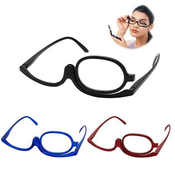 Professional Sale 3 Colors Reading Glass Magnifying Glasses Makeup Folding Eyeglasses Cosmetic General Men's Reading Glasses
