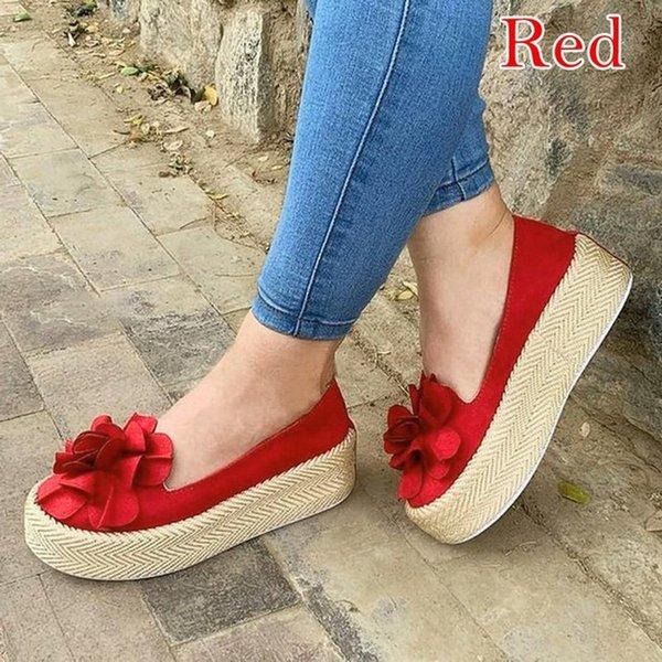 C красный
