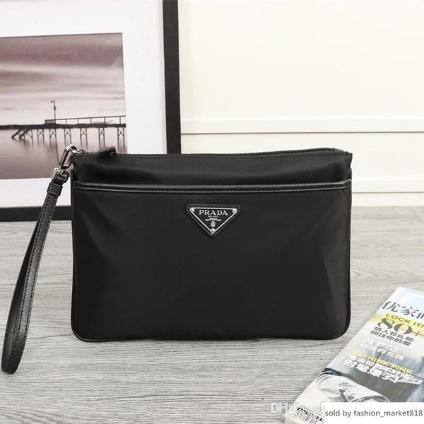 leather Men Business Short Wallet Cardholder Upscale Gift Card Case holder high quality classic fashion designer Purse 2NH006