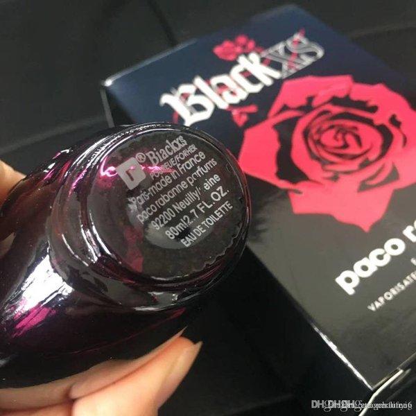 best selling 2020 parfum Hot Rebellious Princess Women's Perfume Berry Notes 80ML fresh fragrance lasting perfume factory price free shopping