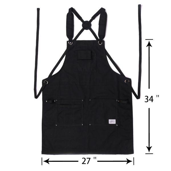 Черно-34x 27 дюймов