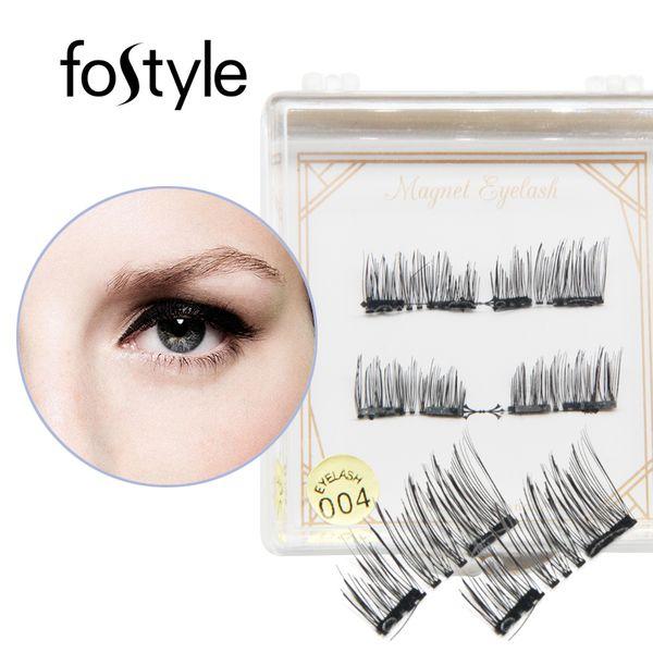 Individual Eyelashes False Eyelash Full Strip Lash Magnetic Eyelashes Mink Fake Lash Faux Mink Lashes Extension Magnetic Lashes