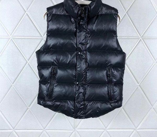 Erkek Tasarım Ceket Yelek Lüks Fermuar Coat Yeni Casual Hoodie Erkekler Kadınlar Marka WINDBREAKER Yelek Moda Marka Ceket Yelek B100307K