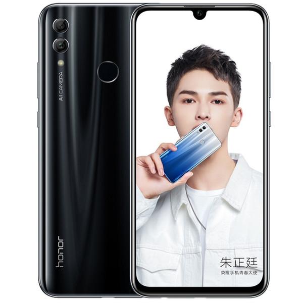 Sbloccato originale di Huawei Honor 10 Lite HUAWEI P SMART ultimo telefono cellulare 5G 2019 6.21 pollici EMUI 9,0 6GB + 64GB