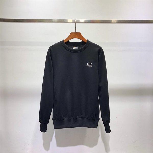 Designer CP Company Sweater Men Women Brand Hoodie Letter Embroidery Designer Hoodies Comfortable Round Neck Tops Sweatshirt B100892K