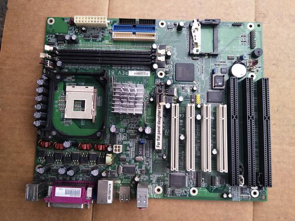 G4V620-B-G Промышленная материнская плата ISA 845 Интегрированная графика 4 слота PCI 3 слота ISA