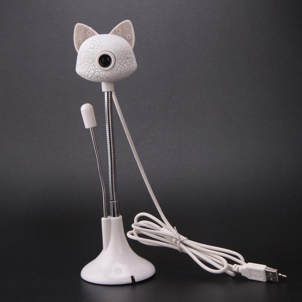 KuWFi Hd Dizüstü Kamera Mikrofon Ile USB Kamera Ücretsiz Sürücü Video Gece Görüş