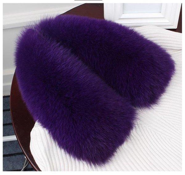 purple-lining length 50cm