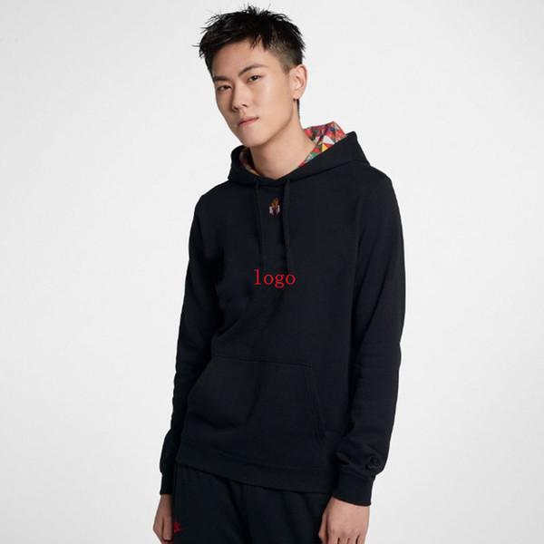 Erkek Marka Hoodied Hoodies Moda Spor Erkek Casual Hoodie 2019 Yeni Varış Erkek Tişörtü Üstleri Erkek Mektup Streetwear Hoodies
