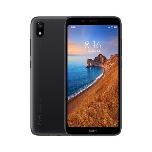 Orijinal Xiaomi Redmi 7A 4G LTE Cep Telefonu 3 GB RAM 32 GB ROM Snapdragon SDM439 Sekiz Çekirdekli 5.45