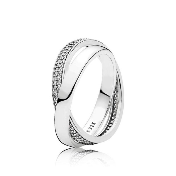 925 Silver Ring X04
