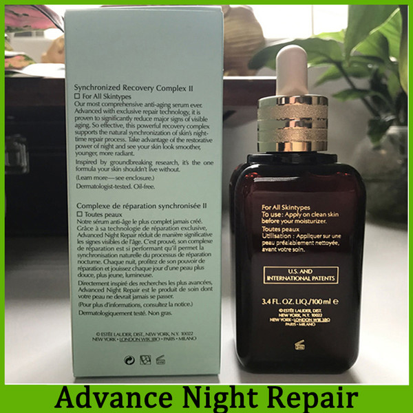 Advanced night moi turizing whitening anti aging face kin care cream advanced night repaire yncronized recovery repairing 50ml 100ml dhl