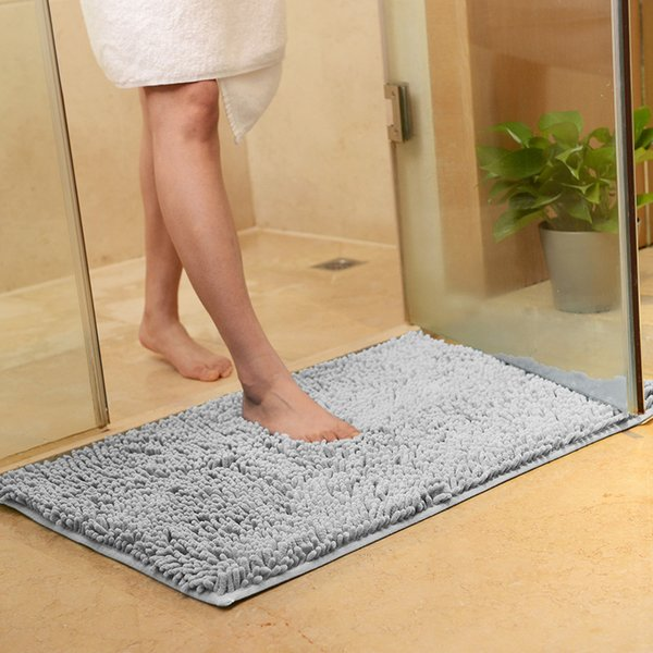 Non Slip Bath Mat Bathroom Carpet,Mat in the Bathroom Comfortable Bath Pad,Large Size Bedroom Bathroom Rugs