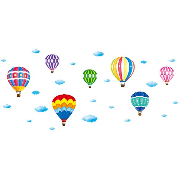 autocollant Balloon