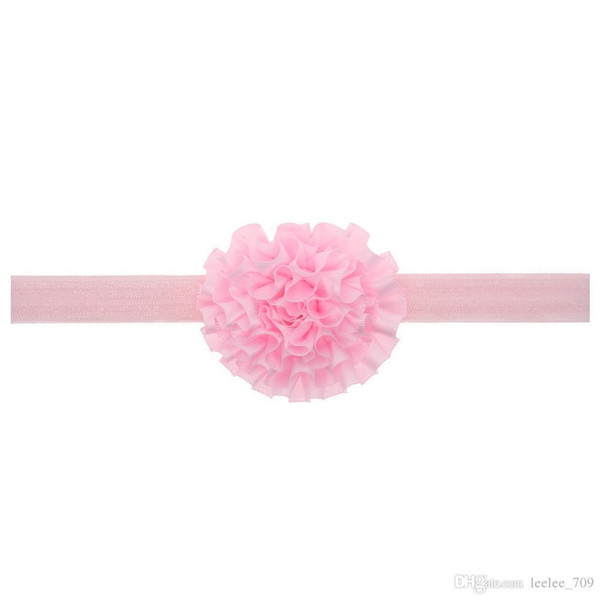 13 Colors Baby Girl Candy Color Big Bow Headband Design Hair Bowknot Children Solid Color Hairbands Girls Hair Exquisite Baby Hair Accessory