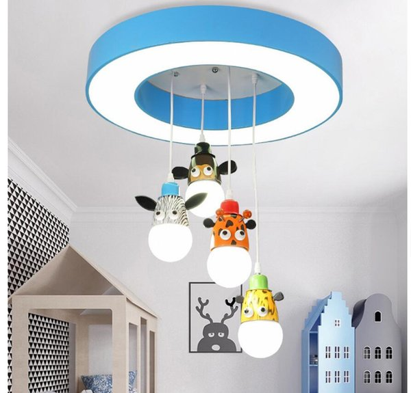 2019 Decora Design Kids Bedroom Cartoon Surface Mounted Ceiling Lights 3L  4L LED Modern Children Ceiling Lamps Home Decoration From Liuyuhan2015, ...